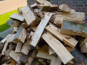 Buche-Brennholz